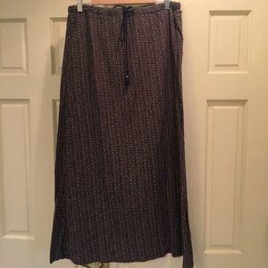 Eddie Bauer Maxi Skirt